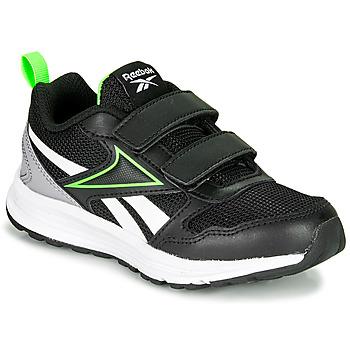 kengät Pojat Juoksukengät / Trail-kengät Reebok Sport REEBOK ALMOTIO 5.0 Black / Green