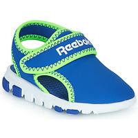 kengät Pojat Sandaalit ja avokkaat Reebok Sport WAVE GLIDER III Blue / Green
