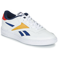 kengät Matalavartiset tennarit Reebok Classic CLUB C REVENGE MARK White / Blue