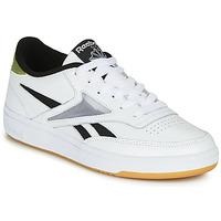 kengät Naiset Matalavartiset tennarit Reebok Classic CLUB C REVENGE MARK White / Kulta