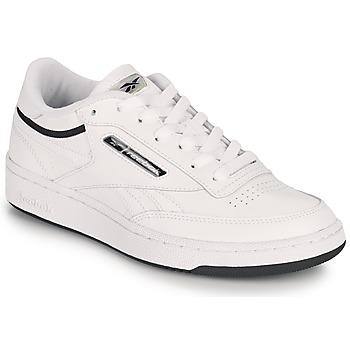 kengät Matalavartiset tennarit Reebok Classic CLUB C REVENGE MU White