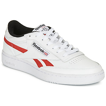 kengät Matalavartiset tennarit Reebok Classic CLUB C REVENGE MU White / Red
