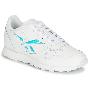 kengät Tytöt Matalavartiset tennarit Reebok Classic CLASSIC LEATHER White