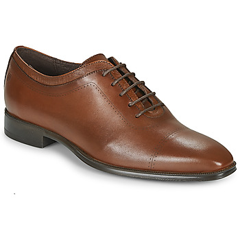 kengät Miehet Herrainkengät Carlington MINEA Cognac