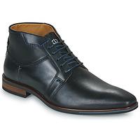 kengät Miehet Bootsit Carlington JESSY Black