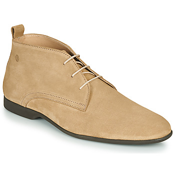 kengät Miehet Bootsit Carlington EONARD Beige