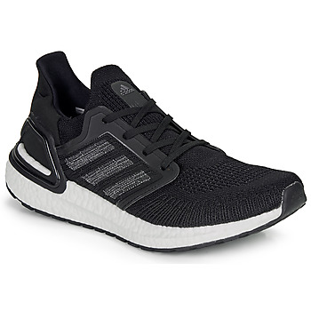 kengät Miehet Juoksukengät / Trail-kengät adidas Performance ULTRABOOST 20 Black