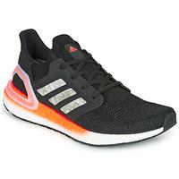 kengät Miehet Juoksukengät / Trail-kengät adidas Performance ULTRABOOST 20 Black / Grey