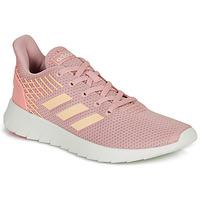 kengät Naiset Juoksukengät / Trail-kengät adidas Performance ASWEERUN Pink