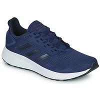 kengät Miehet Juoksukengät / Trail-kengät adidas Performance DURAMO 9 Blue