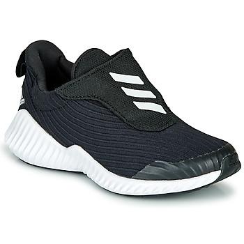 kengät Pojat Matalavartiset tennarit adidas Performance FORTARUN AC K Black
