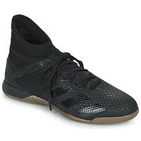 kengät Jalkapallokengät adidas Performance PREDATOR 20.3 IN Musta