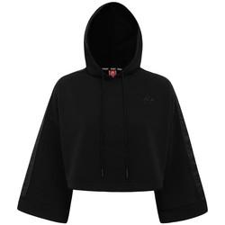 vaatteet Naiset Svetari Kappa Sweatshirt femme  Authentic Allas noir
