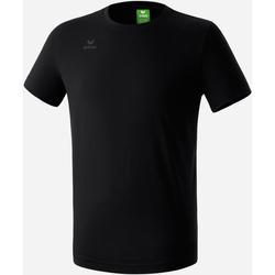 vaatteet Pojat Lyhythihainen t-paita Erima T-shirt  Teamsport noir