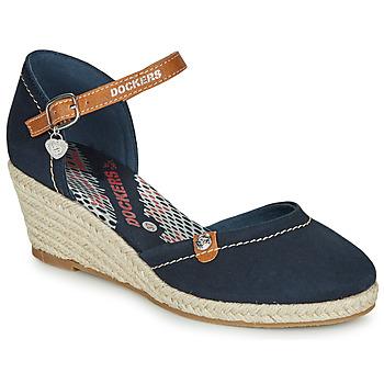 kengät Naiset Sandaalit ja avokkaat Dockers by Gerli 36IS210-667 Laivastonsininen