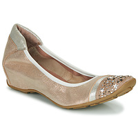 kengät Naiset Balleriinat Mam'Zelle FETE Nude