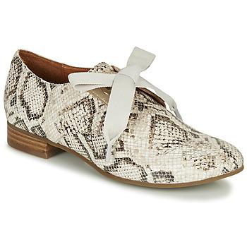 kengät Naiset Derby-kengät Mam'Zelle ZORKA Valkoinen