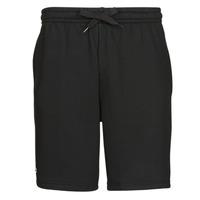 vaatteet Miehet Shortsit / Bermuda-shortsit Lacoste CHRISNA Musta