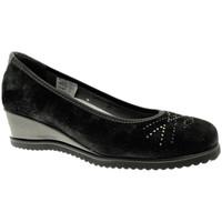 kengät Naiset Balleriinat Calzaturificio Loren LOX5905ne nero
