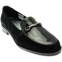 kengät Naiset Mokkasiinit Calzaturificio Loren LOX5907ne nero