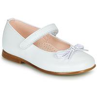 kengät Tytöt Balleriinat Pablosky  White