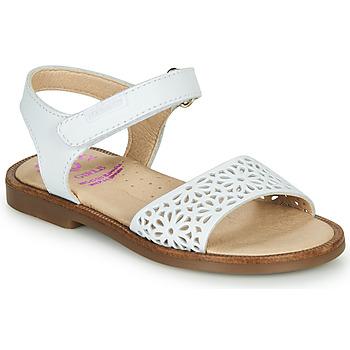 kengät Tytöt Sandaalit ja avokkaat Pablosky  White