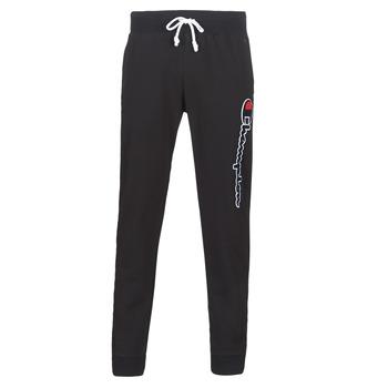 vaatteet Miehet Verryttelyhousut Champion  Black