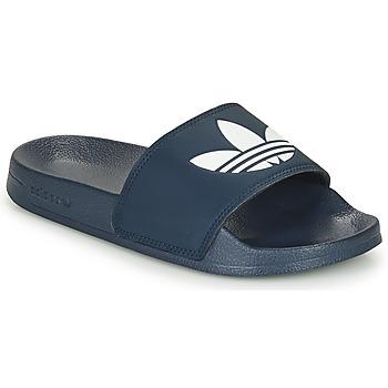 kengät Rantasandaalit adidas Originals ADILETTE LITE Sininen