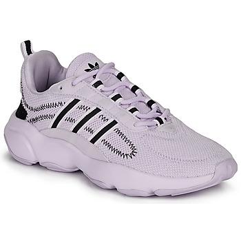 kengät Naiset Matalavartiset tennarit adidas Originals HAIWEE W Vaaleanpunainen