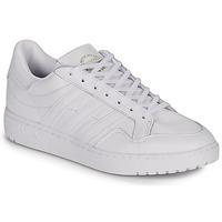 kengät Matalavartiset tennarit adidas Originals MODERN 80 EUR COURT White