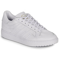 kengät Matalavartiset tennarit adidas Originals MODERN 80 EUR COURT Valkoinen