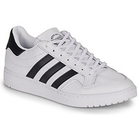 kengät Matalavartiset tennarit adidas Originals MODERN 80 EUR COURT Valkoinen / Musta