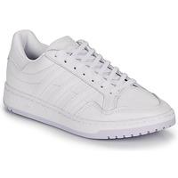 kengät Naiset Matalavartiset tennarit adidas Originals MODERN 80 EUR COURT W White