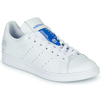 kengät Matalavartiset tennarit adidas Originals STAN SMITH White