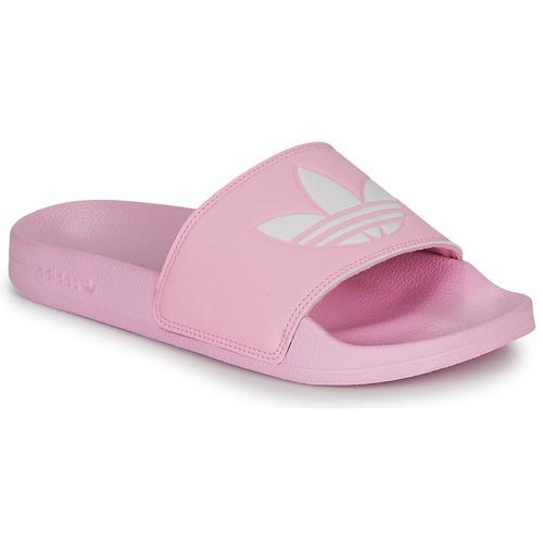 kengät Naiset Rantasandaalit adidas Originals ADILETTE LITE W Pink