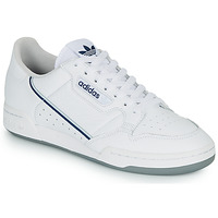 kengät Matalavartiset tennarit adidas Originals CONTINENTAL 80 White / Blue