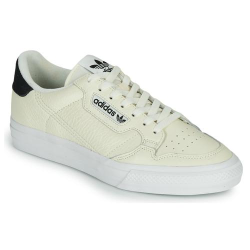 kengät Matalavartiset tennarit adidas Originals CONTINENTAL VULC Beige