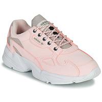 kengät Naiset Matalavartiset tennarit adidas Originals FALCON W Vaaleanpunainen
