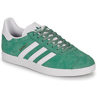 kengät Matalavartiset tennarit adidas Originals GAZELLE Green