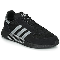 kengät Matalavartiset tennarit adidas Originals MARATHON TECH Black / White