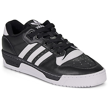 kengät Matalavartiset tennarit adidas Originals RIVALRY LOW Black / White