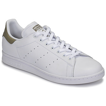 kengät Matalavartiset tennarit adidas Originals STAN SMITH White / Beige
