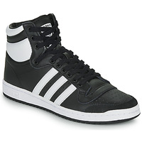 kengät Korkeavartiset tennarit adidas Originals TOP TEN HI Black