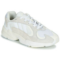 kengät Miehet Matalavartiset tennarit adidas Originals YUNG 1 White