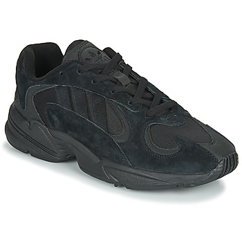 kengät Miehet Matalavartiset tennarit adidas Originals YUNG 1 Black