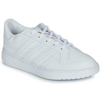 kengät Lapset Matalavartiset tennarit adidas Originals Novice C White