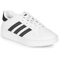 kengät Lapset Matalavartiset tennarit adidas Originals Novice C White / Black
