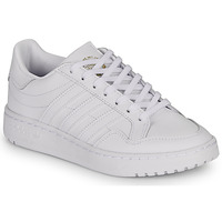 kengät Lapset Matalavartiset tennarit adidas Originals Novice J White