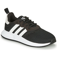 kengät Lapset Matalavartiset tennarit adidas Originals X_PLR 2 C Black / White