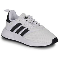 kengät Lapset Matalavartiset tennarit adidas Originals X_PLR 2 C White / Black